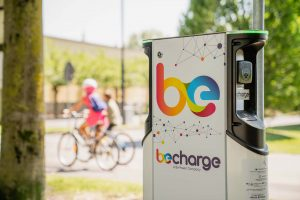 24 NEW BE CHARGE CHARGING POINTS FOR ELECTRIC VEHICLES ACTIVATED IN ABRUZZO BY MAY