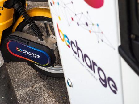 La mobilità elettrica sbarca a Rimini con Be Charge e MiMoto