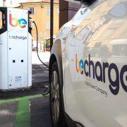 ANM inaugura la rete di ricarica delle auto elettriche a Napoli: Be Charge attiva a Bagnoli le prime 6 colonnine